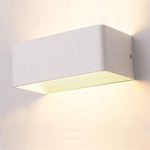 Wall Mount Lamp Uplighter Downlighter Wall Light Led Up Down Indoor Warm White Wall Lights Up Down Wall Light Wall Mounted Lamps