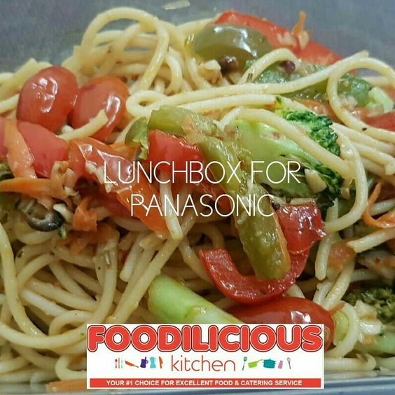 Lunchbox For Panasonic Shah Alam Foodiliciouskitchen Lunchbox Adhoc Panasonic Shahalam Whatsapp 012 716 Lent Recipes Vegetarian Pasta Catering Services
