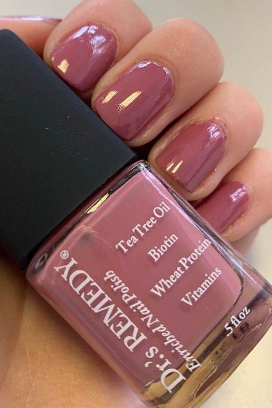 Pin On Perfect Pink Nails
