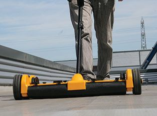 new ASTM International standard covers the use of electrical impedance scanners to monitor the moisture level of a roofing system over various stages of its lifespan. The new standard is D7954/D7954M, Practice for Moisture Surveying of Roofing and Waterproofing Systems Using Non-Destructive Electrical Impedance Scanners.