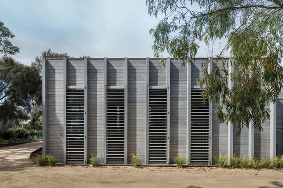 Portsea Sleepout  By Mitsuori Architects Australia