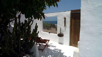 Casa Dominique - Solarium towards the sea: