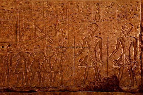 thutmosis & | Hatshepsut Egypt, Karnak Temple, Red Chapel, Hatshepsut and Thutmosis ...