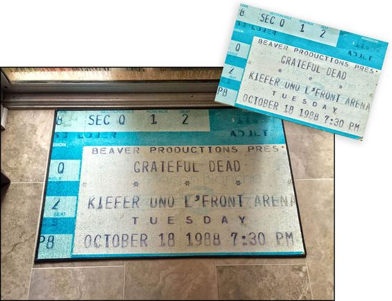 12 Ideas For What To Do With Old Ticket Stubs And Playbills