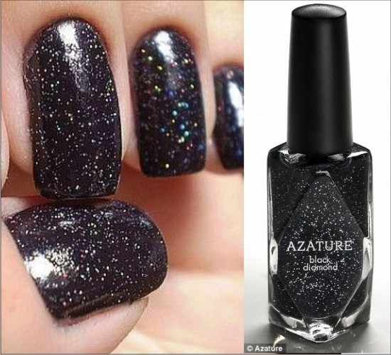 Black Diamonds Azature: The Most Expensive Nail Polish