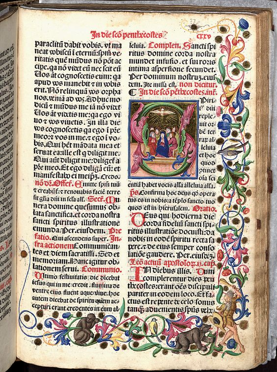 Missale Saltzburgense. Venedig, 1507