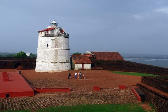 aguada fort images
