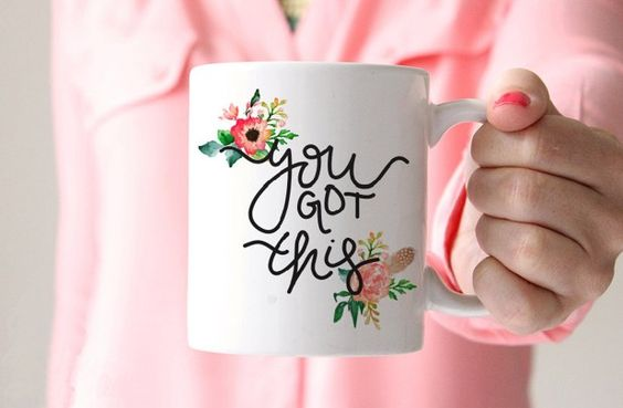 GroopDealz | You Got This Coffee Mug