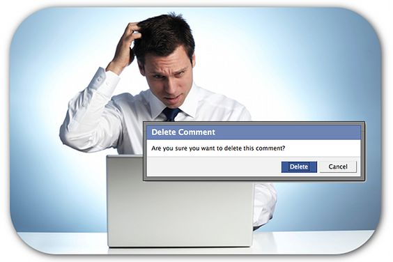The 5 types of Facebook posts social media managers SHOULD delete.