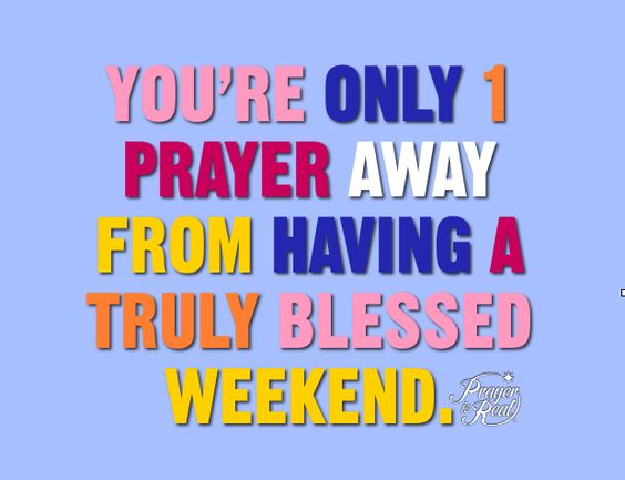 #prayerisreal