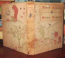 Sewell, Anna BLACK BEAUTY Told in Short Form Pictures 1st Edition First Printing