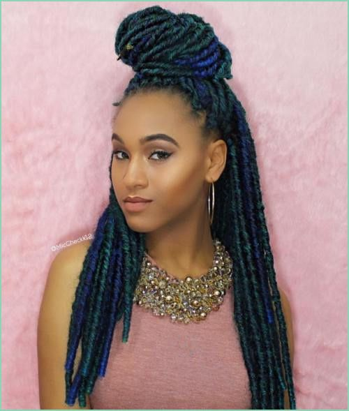 Fake Dreads Hairstyles