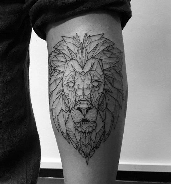 30 Lion Leg Tattoo Designs For Men Big Cat Ink Ideas In 2020 Lion Leg Tattoo Leg Tattoos Mens Lion Tattoo