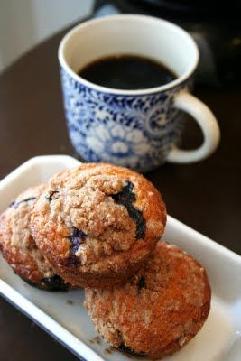Meal Planning 101: Wildberry Muffins