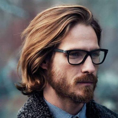 Know How To Style Your Medium Length Hair Here Are 55 Ideas Men Hairstyles World Long Hair Styles Men Men S Long Hairstyles Front Lace Wigs Human Hair