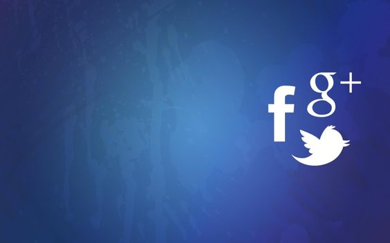 Google Plus to Facebook und Twitter