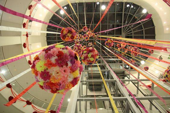 оформление зонтами декор дизайн тц: 14 тыс изображений найдено в Яндекс.Картинках