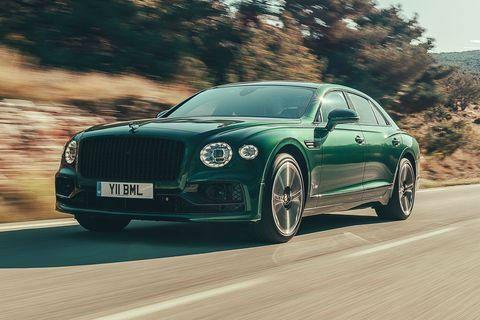2020 Bentley Flying Spur in 2020 | Bentley flying spur, Flying spur, Bentley