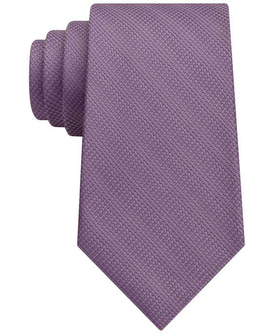 Calvin Klein Men's Solstice Solid Tie