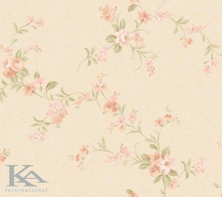 wallpaper FLORAL - WW4439