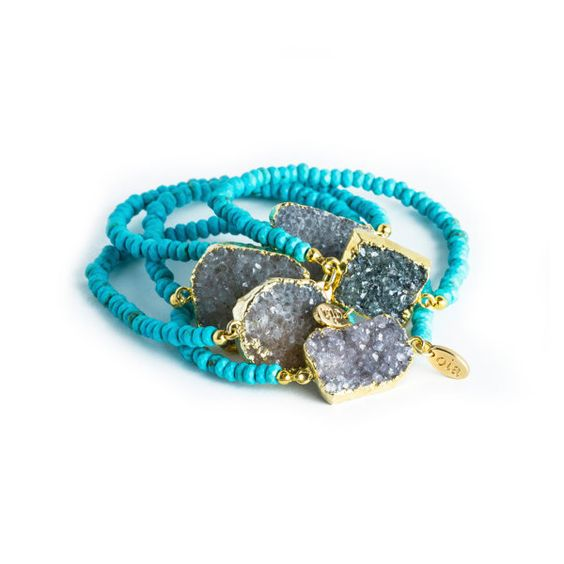 Turquoise Lust Bracelet