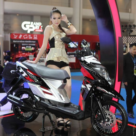 Pinterest the world s catalog of ideas for Yamaha ttx adventure scooter for sale