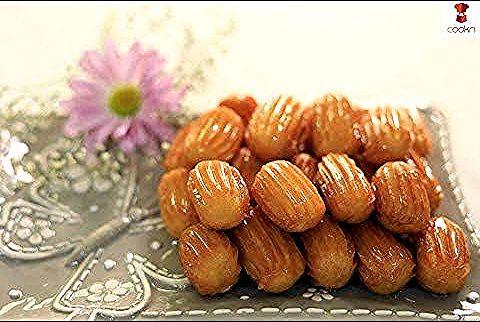 الطرمبة الحجازية بلح الشام وصفات رمضان Food Almond