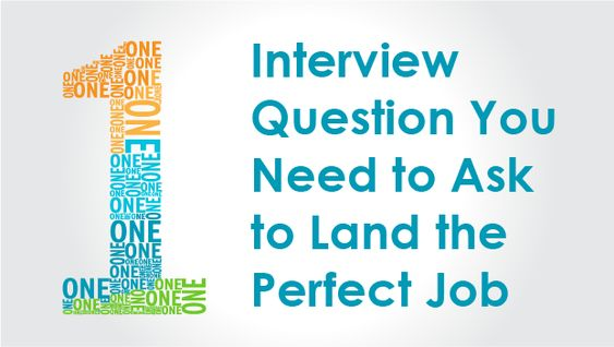 The One Interview Question You Need to Ask to Land the Perfect Job - 9 resume mistakes to avoid