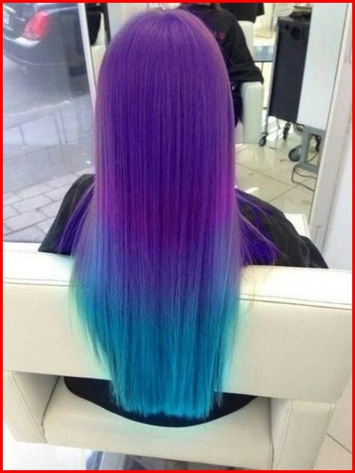 Hairy Color Ideas Blue Purple The Color Mix Always Works To Make Your Appearance Charming And Unique In 2020 Hair Color Purple Turquoise Hair Color Latest Hair Color