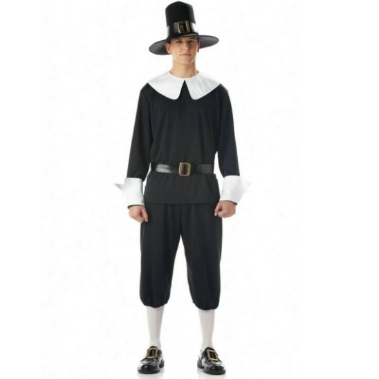 Adult One Size Ring Master #Male Outfit Fancy Dress Halloween Party