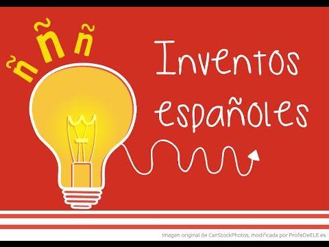 Inventos españoles - Podcast nº5 ProfeDeELE.es - YouTube