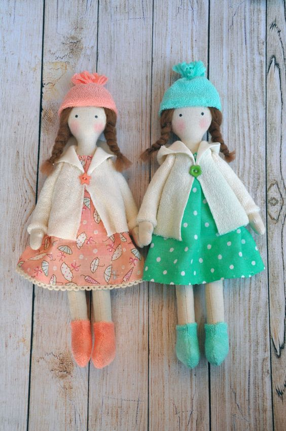 Бланк куклы тела 125 пустым тряпичная кукла Ragdoll bodythe по NilaDolss: