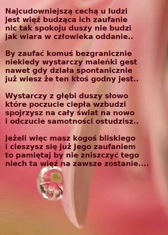 Pin By Janina Przeczewska On Piękne Wiersze Words