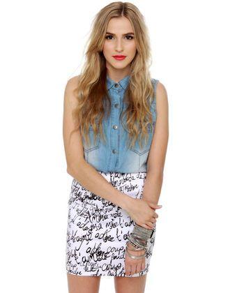 This skirt is sooo cute!!!! #LoveLulus