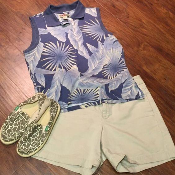 gap high rise khaki shorts | Shorts, Gap and Khakis