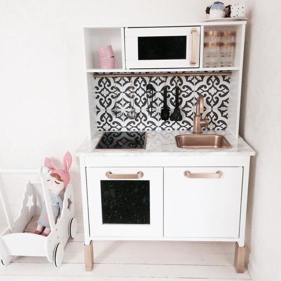 DIY Ikea kitchen with backsplash tiles Ikea Idea Pinterest - neue küche ikea