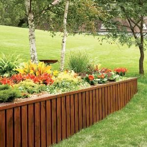 How to Build a Retaining Wall: Retaining Walls, Wood Retaining Wall, 2X4S Plywood, Family Handyman, Friendliest Retaining, Yard Ideas, How To Build, Diy Retaining