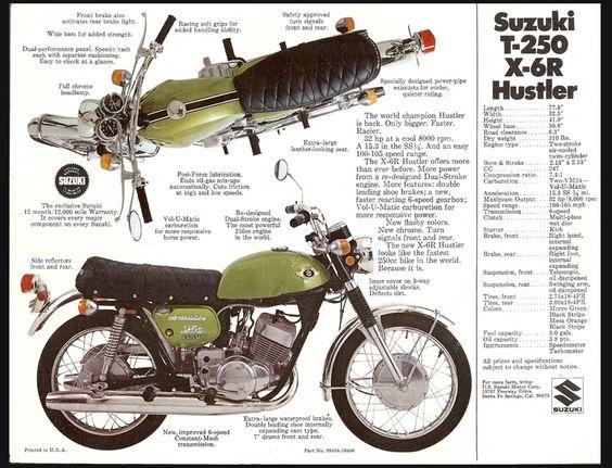 suzuki-hustler-250-t-20-1969 (863×660) | motorcycle brochures