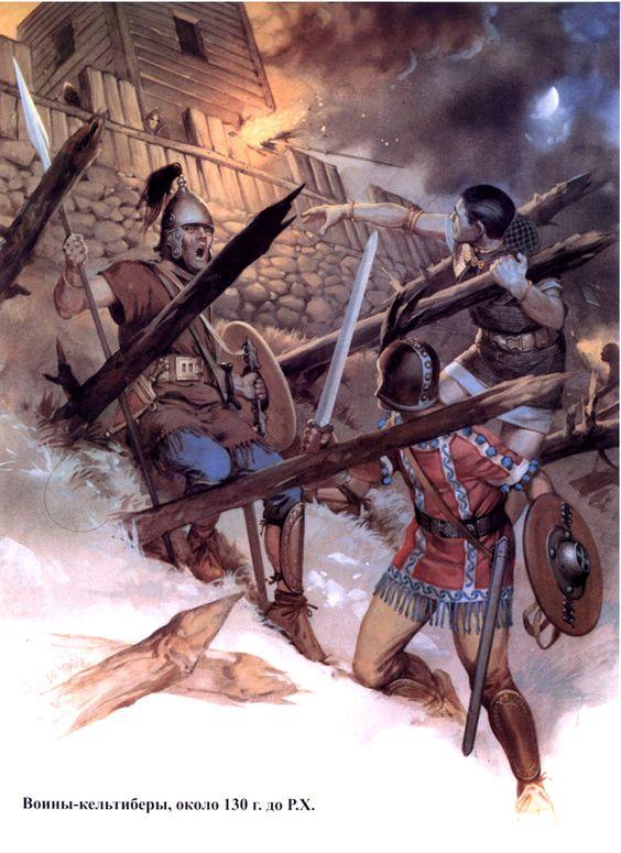 карфаген exercito cartagines