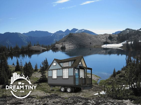 Win A Tiny House In The Behr Dream Tiny Sweepstakes House