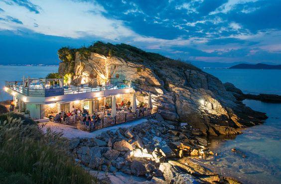 Karnagio Beach Cafe Bar - Λιμένας Θάσος
