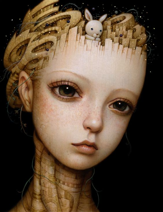 "Limited Edition Print ""Untamed Thoughts 03"" - Naoto Hattori Online Store"