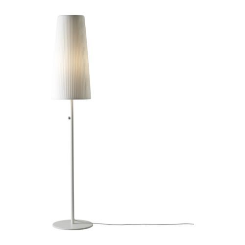 Ikea White Floor Lamp: IKEA 365+ LUNTA Floor lamp - white - IKEA,Lighting