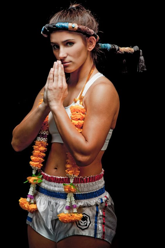 Tiffany Van Soest - #MuayThai #WMMA #Fighter
