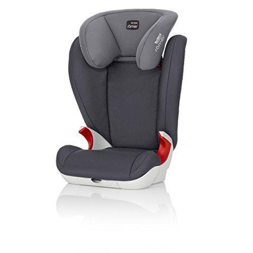 Britax Romer Autositz Kid Ii Baby Car Seats Car Seats Black Thunder