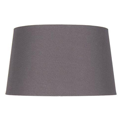 Empire Lamp Shade Zipcode Design Colour Grey Size 24cm H X 34cm W X 40cm D In 2020 Glass Pendant Shades Rectangular Lamp Shades Light Shades