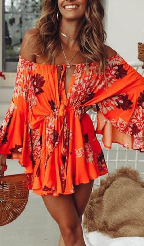 Lovely Summer Outfits 2019
