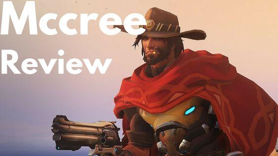 Overwatch | Mccree Review | Gameplay Walkthrough #2