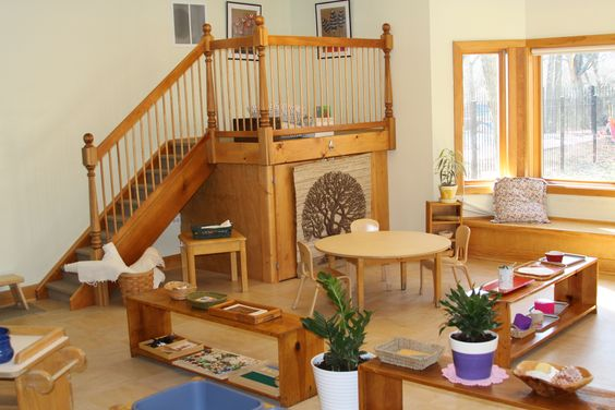 Classroom Loft Ideas : Toddler room love the loft with stairs to practice