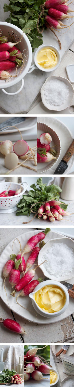 French Breakfast Radishes from Margaret & Joy